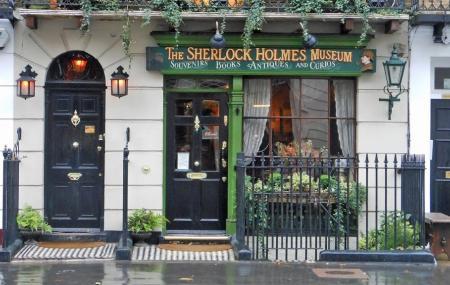 The Sherlock Holmes Museum Image