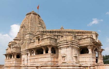 Kalika Mata Temple Image