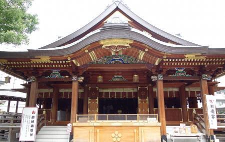 Yushima Tenmangu Image