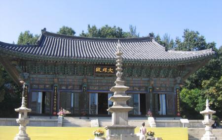 Bongeunsa Temple Image