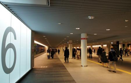 Sapporo Underground Pedestrian Space Image