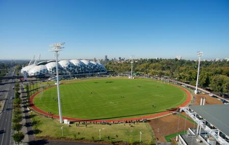 Melbourne And Olympic Parks Image