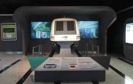 Shanghai Maglev Museum Image