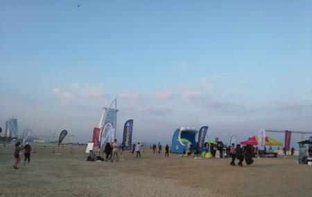 Umm Suqeim Park Beach Image