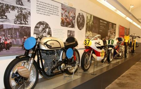 Museo Moto Barcelona Image