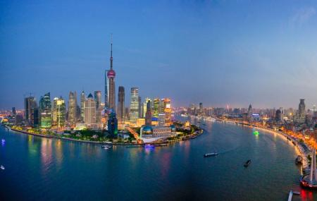 Huangpu River Shanghai Image