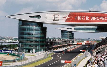 Shanghai Circuit Image