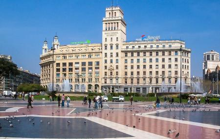 Plaça Catalunya Image