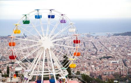Tibidabo Amusement Park Image