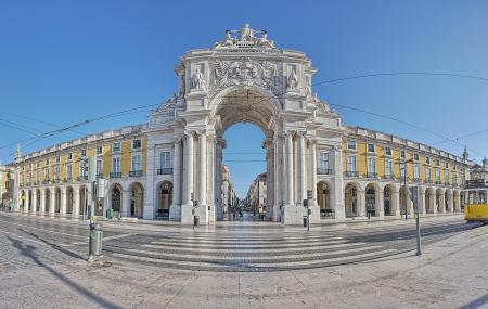 Arco Da Rua Augusta Image