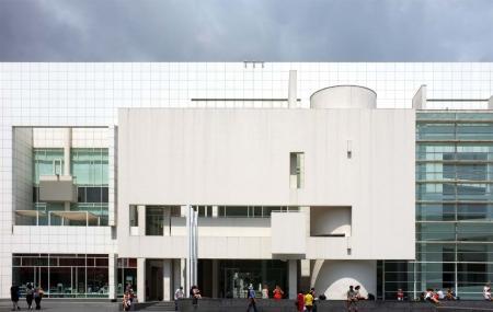 Barcelona Museum Of Contemporary Art Image