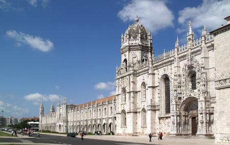 Igreja De Santa Maria De Belem Image