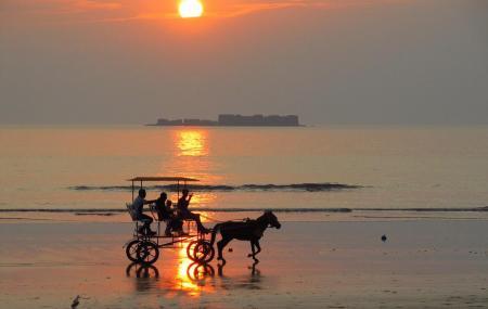 Alibag Beach Image