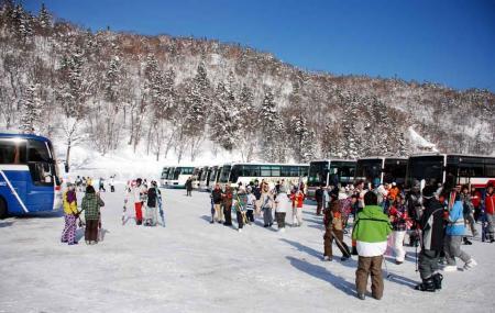 Sapporo International Ski Place Image