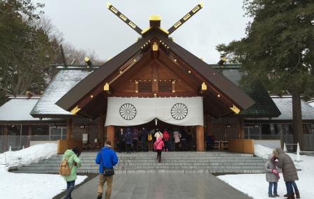 Hokkaido Shrine Image