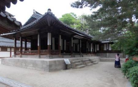 Unhyeongung Palace Image