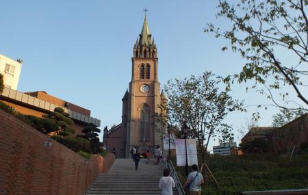 Myeongdong Cathedral Image
