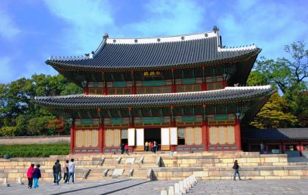 Changdeokgung Palace Image