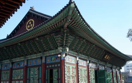 Jogyesa Temple Image