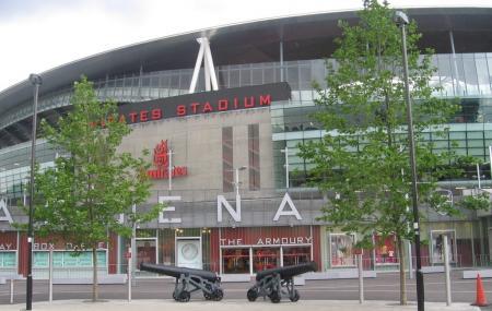 Emirates Stadium And Museum Image