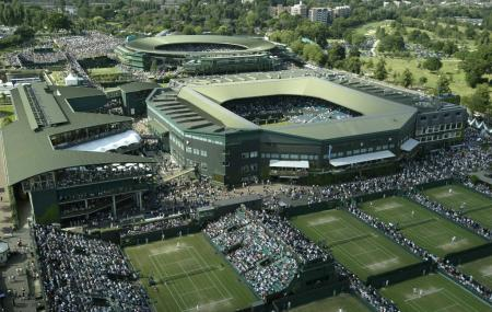All England Lawn Tennis Club And Museum Image