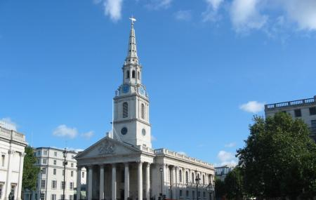 St Martin In The Fields, London