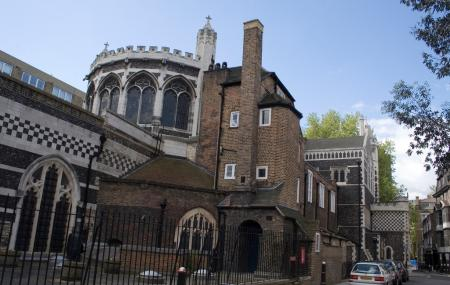 Church Of St. Bartholomew The Great, London