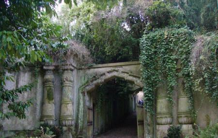 Highgate Cemetery Image