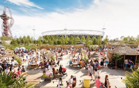 Queen Elizabeth Olympic Park Image