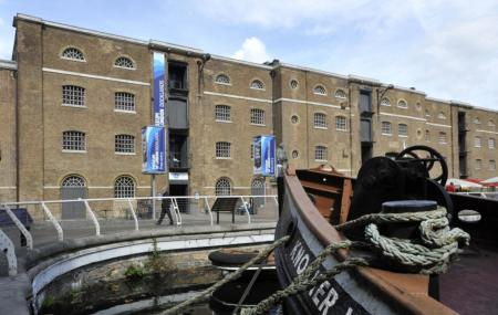 Museum Of London Docklands Image