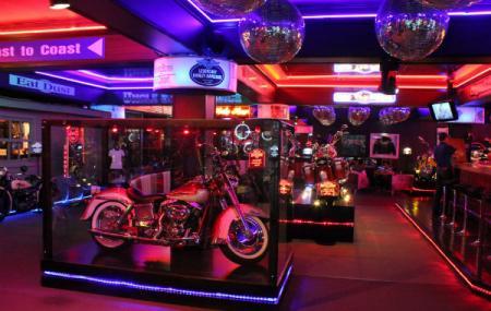 Harley Motor Show Image