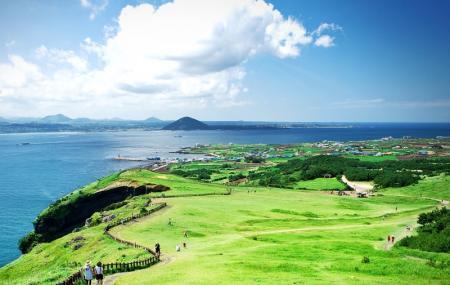 Udo Island Image