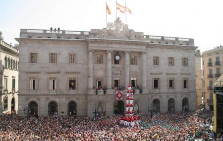Placa De Sant Jaume Image
