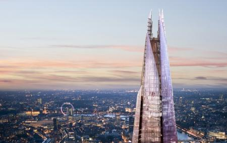 The View From The Shard Image