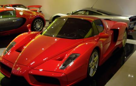 Exotic Car Gallery Image