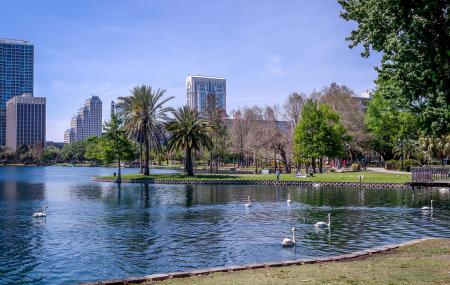 Lake Eola Park Image