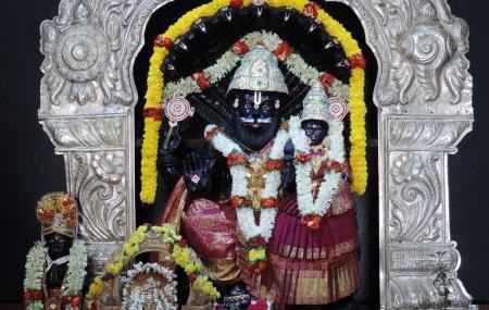 Iskcon Bangalore, Sri Sri Lakshmi Narasimha Temple Image