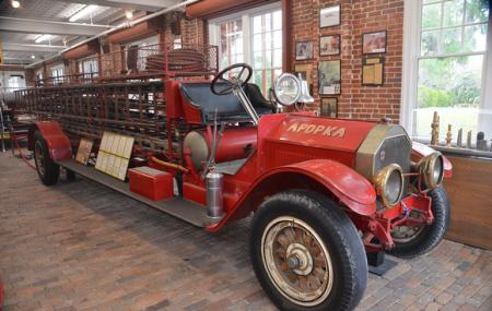 Orlando Fire Museum Image