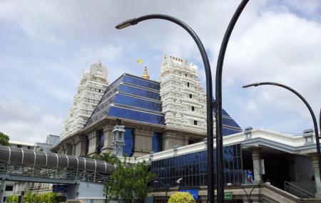 Iskcon Sri Radha Krishna-chandra Temple Image