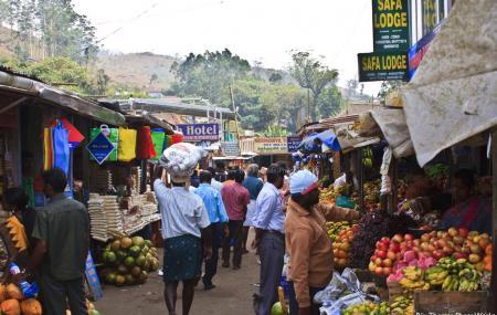 Munnar Market Image