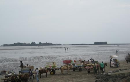 Mandwa Beach Image