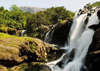 Nyayamkadu Waterfalls Image