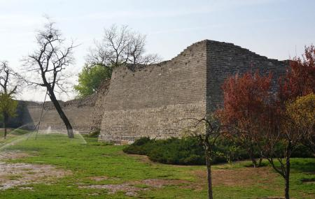 Ming Dynasty City Wall Relics Park Image