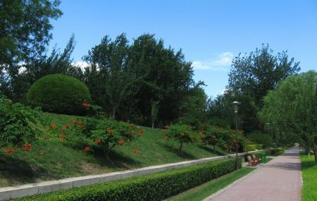 Yuan Dynasty Capital City Wall Site Park Image