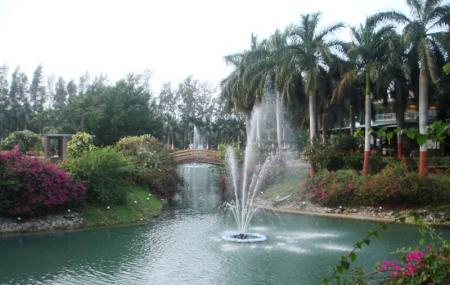 Mirasol Lake Garden Image