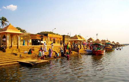 Triveni Sangam Ghat Image