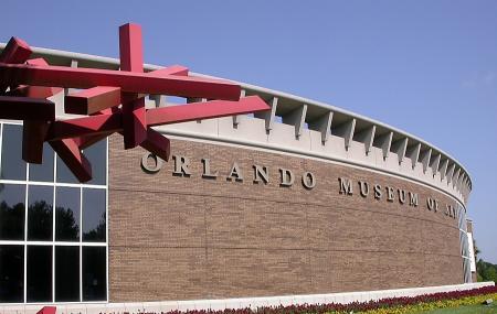 Orlando Museum Of Art Image