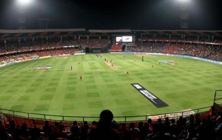 Image result for M. Chinnaswamy Stadium, Bengaluru