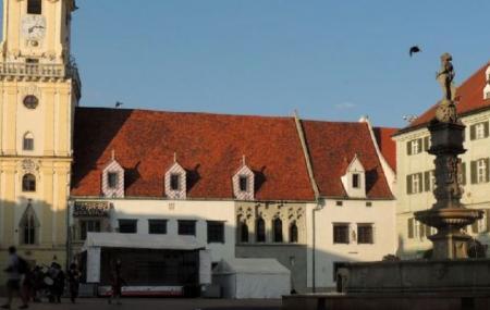 Bratislava City Museum Image