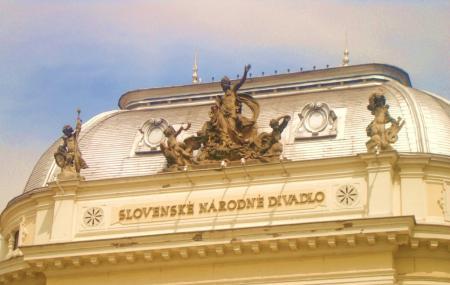 Slovak National Theatre Image